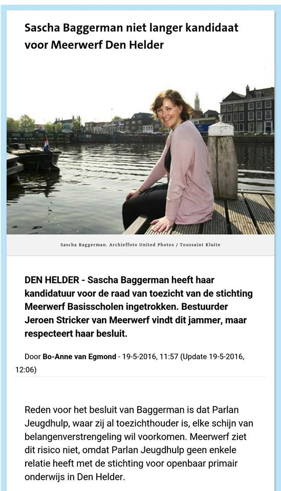 baggerman 19 mei 2015